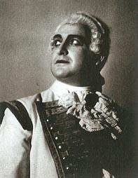 Josip Gostič kao Maurizio