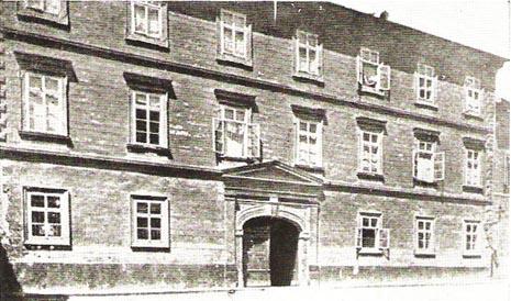 zgrada Amadéovog kazališta