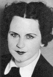 Ančica Mitrović - Kundry od 1932. do 1940.