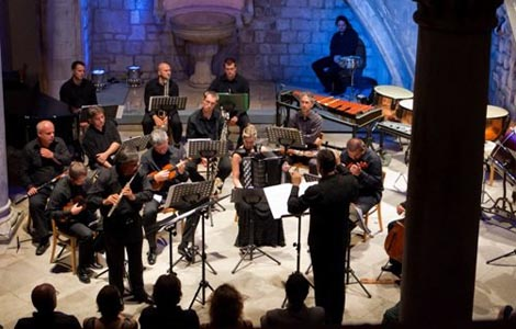 Ansambl Cantus, arhivska fotografija, www.dubrovnik-festival.hr