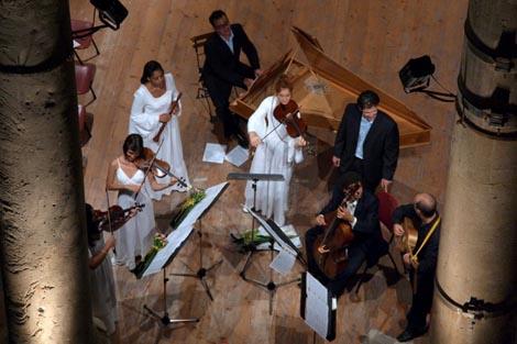 Ansambl za ranu glazbu Ars Longa, Kuba, foto: Vedran Penga