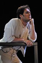Arturo Chacón-Cruz kao Arcadio u Florencia en el Amazonas, foto: arturochaconcruz.com