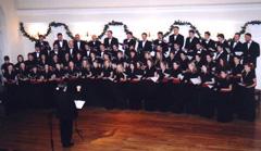 Akademski zbor Ivan Goran Kovačić, foto: www.igk.hr (arhivska fotografija)