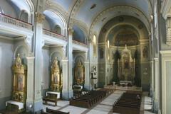 Bazilika Srca Isusova, Zagreb, foto: www.biennale-zagreb.hr