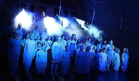 Pjevački zbor Brevis Glazbene radionice mladih Polifonija