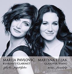 Naslovnica CD-a Glazba… prijateljstvo