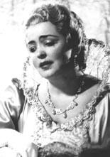 Amelia, Giuseppe Verdi, Krabuljni ples, Beč, 1956. (premijera)
