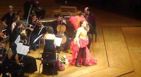 Cecilia Bartoli i Orkestar La Scintilla