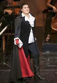 Cecilia Bartoli na koncertu