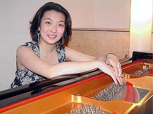Claire Huangci, foto: Jürgen Scharf