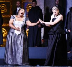 Giuseppe Verdi, Don Carlos, dirigent Ivan Repušić, redatelj Petar Selem; Michele Crider, Petra Težak