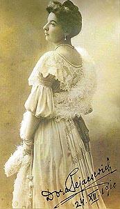 Dora Pejačević, 1920.
