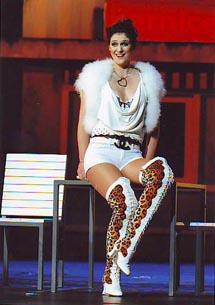 Dubravka Šeparović-Mušović (Carmen); Saarländisches Staatstheater Saarbrücken (2008.), Georges Bizet, Carmen, dir. Constantin Trinks, red. Inga Levant, foto: www.dubravka-musovic.com