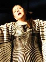 Valentina Fijačko kao Margareta u operi Faust