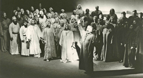 Franjo Petrušanec (Zaccaria) i Zbor opere HNK u Zagrebu, Giuseppe Verdi, Nabucco