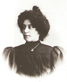 Gilda Maroli, supruga Josipa Hatzea, kao šesnaestogodišnjakinja
