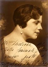 Gilda Dalla Rizza, foto: www.teatroverdi-trieste.com