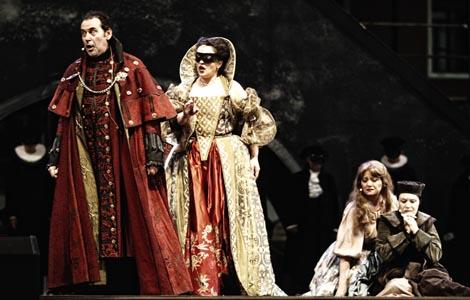 Amilcare Ponchielli, La Gioconda, dir. Nikša Bareza, red. Ozren Prohić