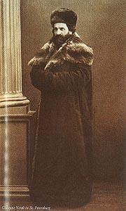Giuseppe Verdi u Petrogradu 1862.
