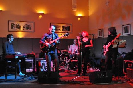 Elvis Stanic Group i Meri Trošelj, Opatija, 4. studenoga 2010.