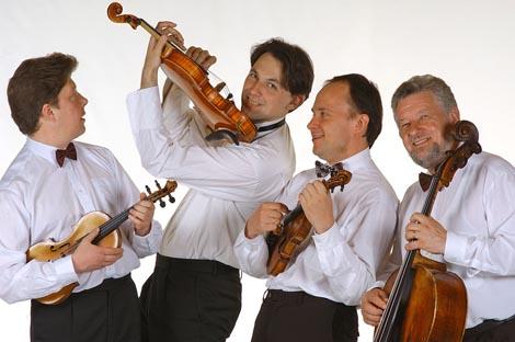 Gudački kvartet Čiurlionis