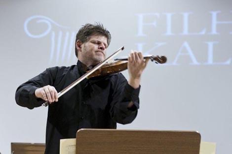 Guy Braunstein, foto: d-w.pl