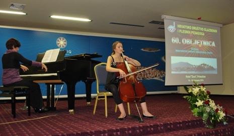 Koncert na Svečanom obilježavanju 60. obljetnice HDGPP-a