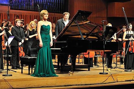 Jelena Pavić, Mladen Tarbuk i Orkestar Muzičke akademije u Zagrebu