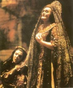 Jules Massenet, Esclarmonde; Joan Sutherland (Esclarmonde) i Huguette Tourangeau (Perséis), San Francisco, 1974.