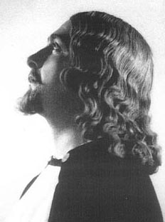 Josip Gostič kao Parsifal, od 1939. do 1943.