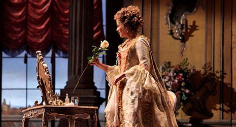 The Metropolitan Opera, New York: Richard Strauss, Kavalir s ružom, dir. Edo de Waart, red. Nathaniel Merrill, foto: www.metoperafamily.org/metopera