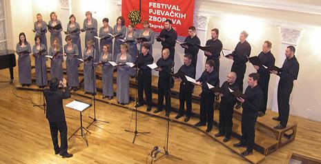 Komorni zbor Ivan Filipović, foto: vicezirdum.blogspot.com