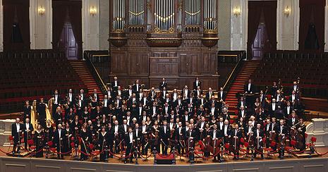 (Koninklijk Concertgebouworkest), Amsterdam, Nizozemska, foto: © Simon van Boxtel
