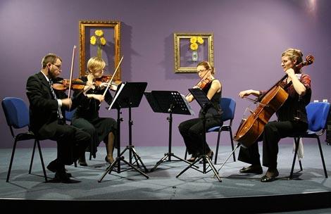 Kvartet Porin, foto: www.ogs-beli-manastir.hr