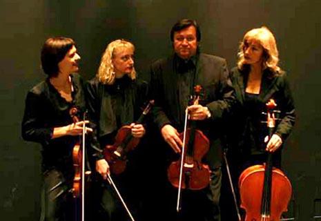 Gudački kvartet Rucner, foto: www.rucner-string-quartet.com