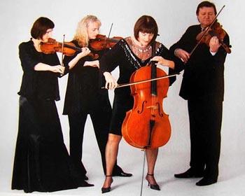 Gudački kvartet Rucner