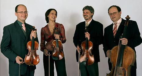 Gudački kvartet Sebastian, arhivska fotografija (www.sq-sebastian.com)