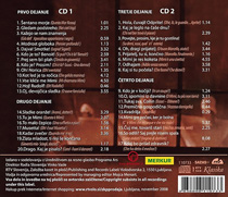 CD opera: Giacomo Puccini, La Bohème, Zbor i orkestar Opere SNG Maribor, ZKP RTV SLO, 2008.
