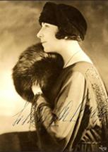 Lucrezia Bori, foto: www.cs.princeton.edu/~san/sopranos.html
