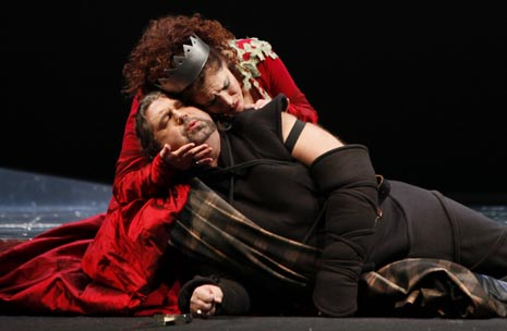 HNK Split: Giuseppe Verdi, Macbeth, red. Petar Selem, dir. Ivo Lipanović