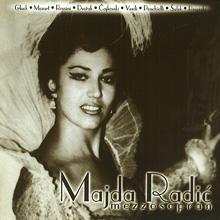 Majda Radić kao Eboli u Don Carlosu (naslovnica CD-a)