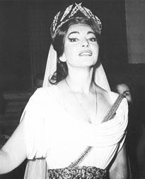 Maria Callas kao Norma