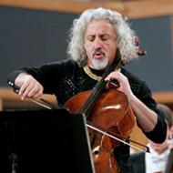 Mischa Maisky; foto: © Dan Porges (www.porges.net)
