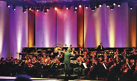 Nacionalni orkestar iz Lillea, foto: www.eastbelgium.com