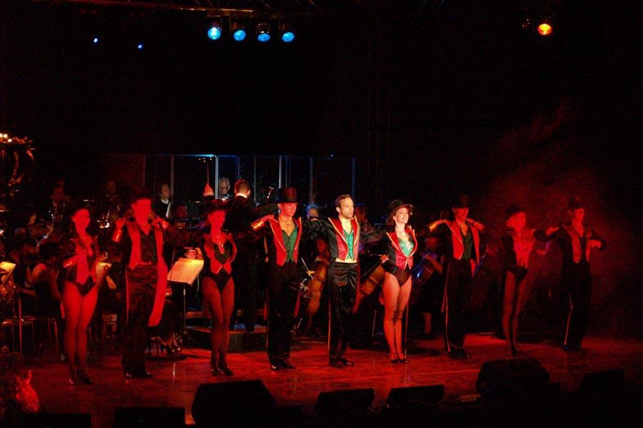 2. festival operete i mjuzikla: Kazalište operete i mjuzikla iz Budimpešte