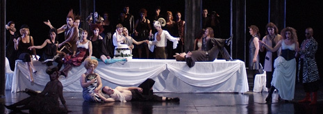 HNK u Zagrebu: Claudio Monteverdi, Orfej, dirigent Hervé Niquet, redatelj Ozren Prohić