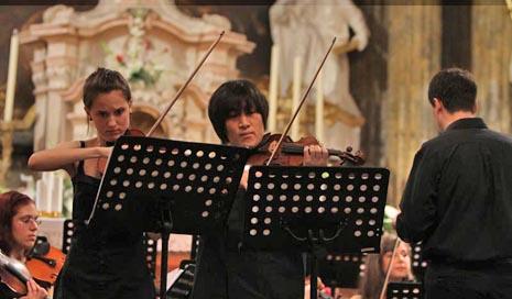 Orkestar mladih iz Osijeka