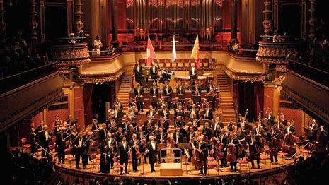 Orkestar Romanske Švicarske
