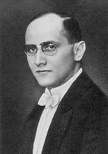 Oskar Jozefović, dirigent Parsifala 1928. i 1934.