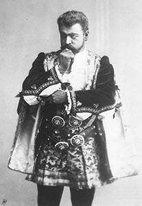 Francesco Tamagno kao Otello